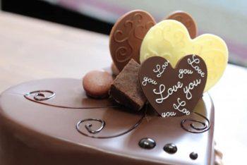 バレンタインは手作りチョコか市販のチョコかを考える女性が最終的に選んだ市販のチョコ。男性が喜ぶ市販のチョコの画像。