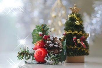 クリスマスとクリスマスイブ、どっちが大事?と考えながら見るクリスマスグッツ。