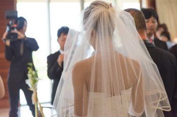 結婚するなら同じじゃないと我慢できないこと。結婚式の風景。