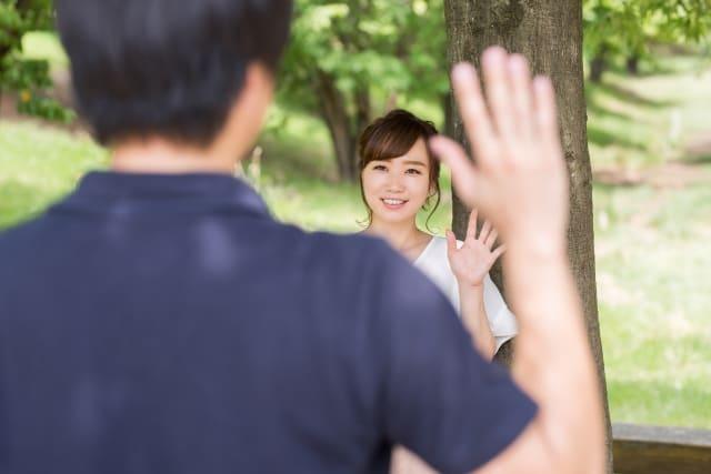恋愛から「人付き合いの仕方」を学んだことで成長した女性