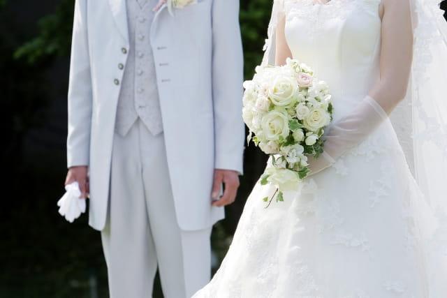 将来、結婚できるか不安な女性が目指す花嫁姿。