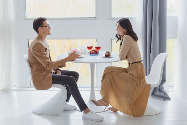 初デートから2回目のデートにつなげる男性と女性