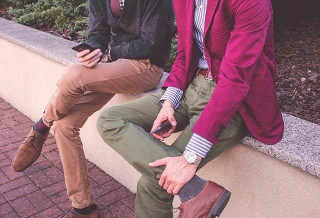 男性に好きな人ができた時の変化を語る男性2人